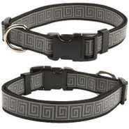 Lazer Brite Reflective Dog Collar-XSmall
