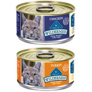Blue Buffalo Wilderness Canned Cat Food