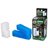 Zoo Med Replacement Filters Combo Pack