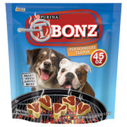 Purina T-Bonz Porterhouse Steak Flavor