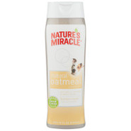 NATURE'S MIRACLE Natural Oatmeal Shampoo for Dogs