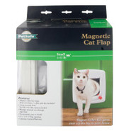 Staywell Magnetic Cat Door