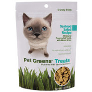 Pet Greens Crunchy Seafood Salad Cat Treats