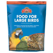 Grreat Choice Parrot Formula Bird Food