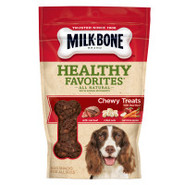Milk Bone Healthy Favorites Chewy Treats Dog Snack