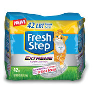 Fresh Step Scoopable Litter with CarbonPlus Extrem