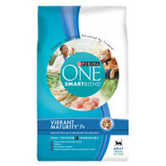 Purina ONE Vibrant Maturity 7+ Senior Formula Dry