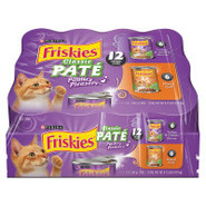 Purina Friskies Cat Food Variety Pack