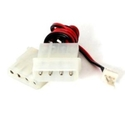 Fan Adapter - TX3 to 2X LP4 Power Y splitter Cable