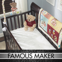 Famous Maker Water Proof Crib/ Toddler Bed Mattres