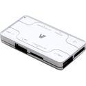 CU200 3-port USB Hub/FlashCard Reader