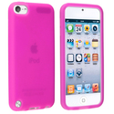 Hot Pink Silicone Skin Case for Apple?? iPod touch