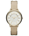 AX Armani Exchange Watch, Women's Gold-Tone Stainl