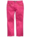 Kids Pants, Girls Skinny Capri Pants