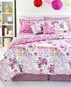 Viorel 8 Piece Twin XL Comforter Set Bedding