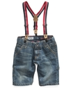 Kids Shorts, Little Boys Macalister Jean Shorts