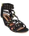 STEVEN by Steve Madden Shoes, Soulfil Wedge Sandal