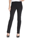 Jeans, Tummy Control Slim Leg, Noir Wash