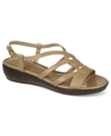 Shoes, Bypass Wedge Sandals Women's Shoes