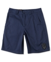 Shorts, Impression Flat Front Shorts