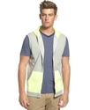 Vest, Sleeveless Hoodie