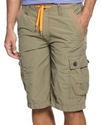 Shorts, Neon Cargo Shorts