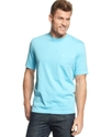T-Shirts, Solid Short-Sleeved Pocket Tee