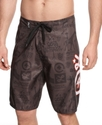 Swimwear, CC Icon Board Shorts