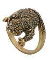 Ring, Marcasite Lizard Ring