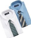 Kids Set, Boys Shirt and Tie Set