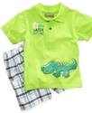 Kids Sets, Little Boys 2-Piece Polo and Short Set