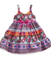 Kids Dress, Little Girls Printed Dress