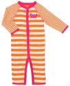 Carter's Baby Coverall, Baby Girls Easy Entry Crab