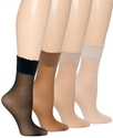 Sheer Hosiery, Sheer Ankle Socks