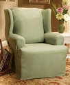 Slipcovers, Duck Wing Chair Cover Bedding