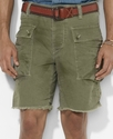 Polo Ralph Lauren Shorts, Cotton Herringbone US Co