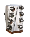 Nambe Spice Rack, Twist