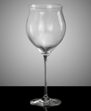 Wine Glasses, Set of 2 Grace Burgundy