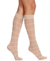Hosiery, Stripe Knee Highs
