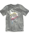 Kids T-Shirt, Little Boys Shark Tee