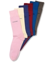 Men's Socks, Single Pack Cotton-Blend Crew Men's S