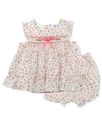 Baby Dress, Baby Girls Popover Sundress with Diape