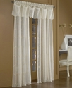 Croscill Window Treatments, Cavalier Sheer 63   Pa