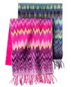 Scarf, Softer Than Cashmere Zig Zag Scarf