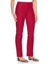 Pants, Slim It Up Straight Leg Cropped Trousers