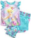 Kids Set, Girls or Little Girls 3-Piece Tinker Bel
