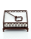 Serveware, Hanover Copper Napkin Holder