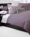 Bedding, Windsor Plum Queen Flat Sheet Bedding