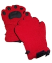 BearHands Kids Gloves, Boys or Girls Fleece Conver