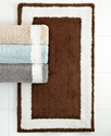 Charter Club Bath Rugs, Frame Memory Foam 21   x 3